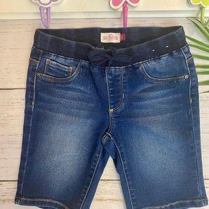 SO Shorts Girls Jean Slip On Size 10